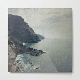 Wild Coast - La Palma Metal Print