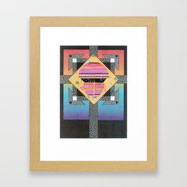 Orbital Reflex (2011) Framed Art Print