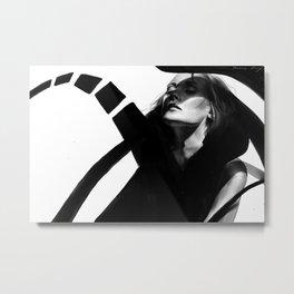 Constraint Metal Print