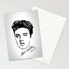 Elvis! Stationery Cards