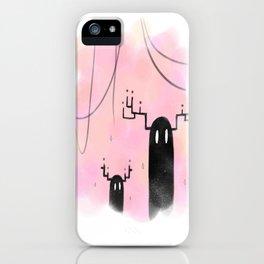 Travelers iPhone Case