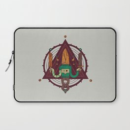 He, with the peculiar voice Laptop Sleeve