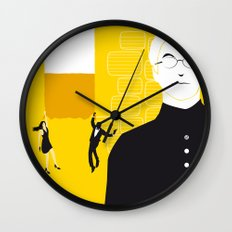 Tmorrow Never Dies Wall Clock
