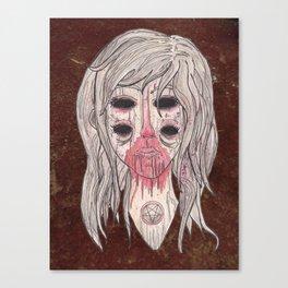 Man Eater Canvas Print