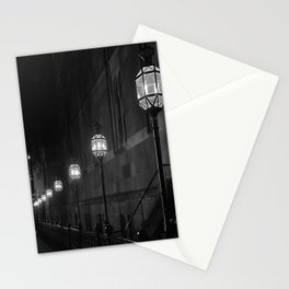 Late Night Lights Stationery Cards