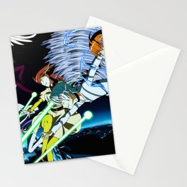 A Certain Magical Index Stationery Cards