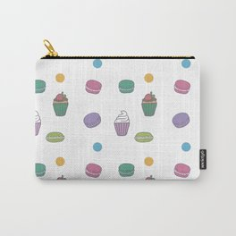 Muffins Carry-All Pouch