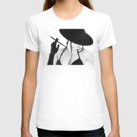 smoke T-shirts featuring Smoke by Red Drago
