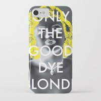 blondie iPhone & iPod Cases featuring Blondie by Justin Catron