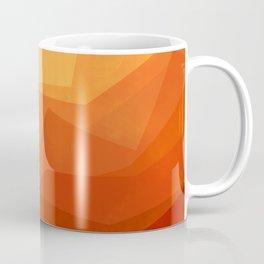 Stratum 3 Orange Coffee Mug