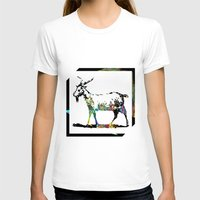 goat T-shirts featuring Goat by LoRo  Art & Pictures