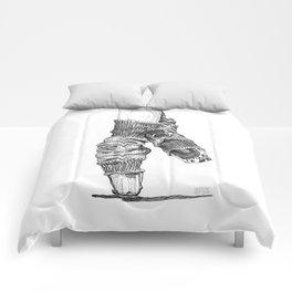 Ballet Dancer Comforters