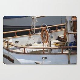 Boat's Wheel Cutting Board