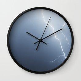 Brilliant Strike Wall Clock