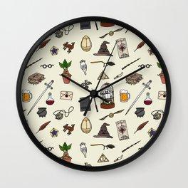 Harry pattern Wall Clock