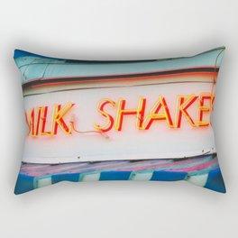 Milk Shakes Rectangular Pillow