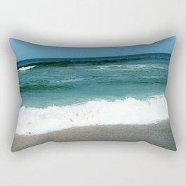 Costa Rican Beach Rectangular Pillow