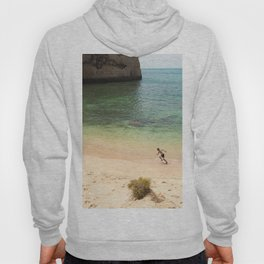 Run on the beach Hoody