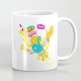 Flame Sauce Caramba God Coffee Mug
