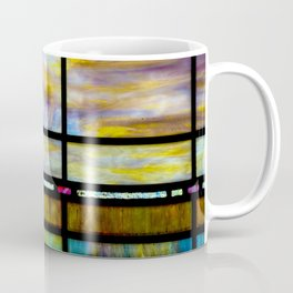 All The Colors Held Together Coffee Mug