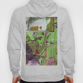 Green Earth Boundary Hoody