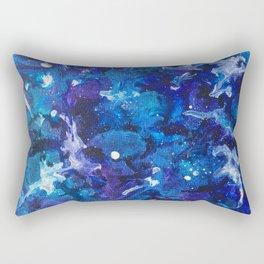 Oceanic Ink Rectangular Pillow