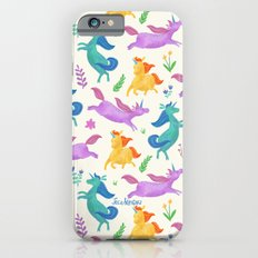 Unicorn Dreams iPhone 6s Slim Case