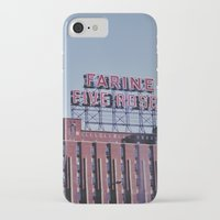 montreal iPhone & iPod Cases featuring MONTREAL by sylvianerobini