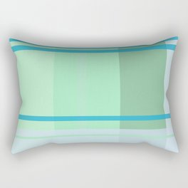 Mr Cool Check Rectangular Pillow