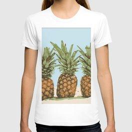 Pineapple Lineup T-shirt