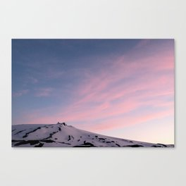 Icelandic Memories Canvas Print