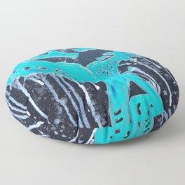 Seahorses Floor Pillow