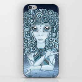 Have You Ever Seen the Rain? iPhone Skin