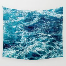 Tough Times Are Temporary Wall Tapestry