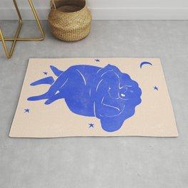 Blue Part II Rug