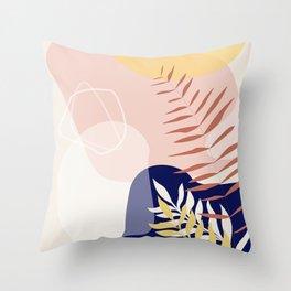 Coastland Throw Pillow