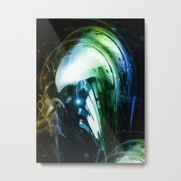 """Effects"" Metal Print"