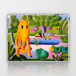 Classical Masterpiece 'A Cuca' by Tarsila do Amaral Laptop & iPad Skin
