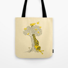 Friends in High Places Tote Bag
