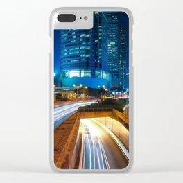 Hong Kong | Cities Clear iPhone Case