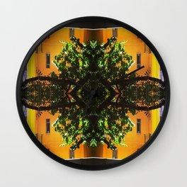 June Wall Clock