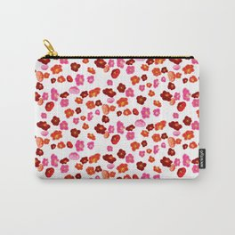 Quince flower pattern 1 Carry-All Pouch
