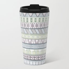 Simple Pattern Travel Mug