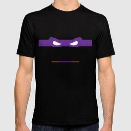 Purple Ninja Turtles Donatello T-shirt