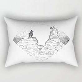 The Canyon Rectangular Pillow