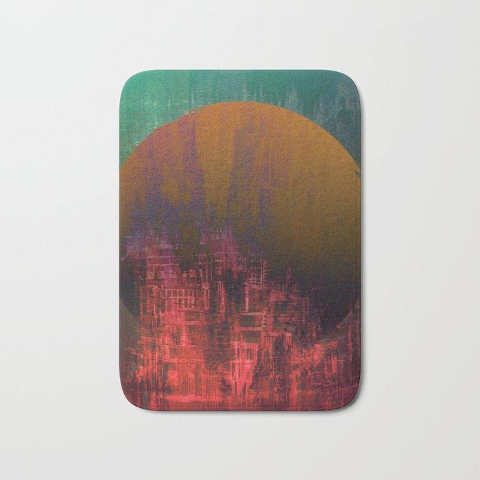 Fantastic Planet / Urban Fantasy Bath Mat