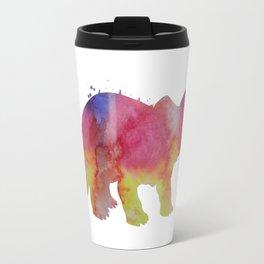 Triceratops Travel Mug