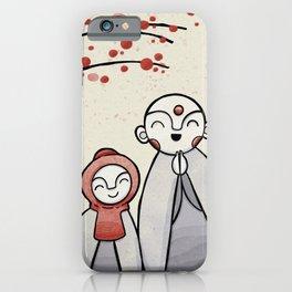 Jizo//Berries iPhone Case