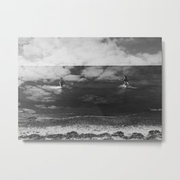 Duality Metal Print