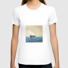 May over the Nile - shoes stories T-shirt